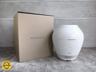 バルミューダ BALMUDA  レイン Rain スタンダード ERN-1000SD-WK 気化式加湿器 2014年製 未使用品♪