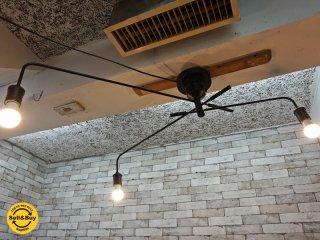 インターフォルム interform ナロスト NAROST シーリングライト 3灯 ブラック 照明 ●