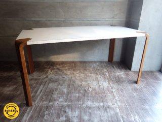 天童木工 Tendo ビンテージ アントラー ダイニングテーブル チーク材 坂倉準三デザイン ♪