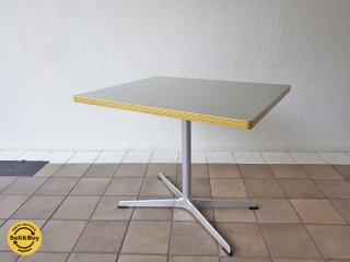 レトロモダンデザイン カフェテーブル ◇