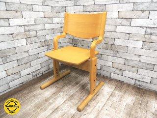 エスディーアイファンタジア SDI Fantasia クレッセレ チェア 学習椅子 佐々木敏光デザイン ●