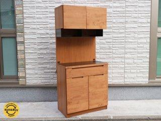 ウニコ unico ワイス WYTHE キッチンボード スタンダード W80cm アルダー材 ◎