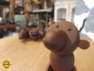 ロイヤルペット ROYALPET モンキー MONKEY 木製玩具 ♪