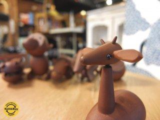 ロイヤルペット ROYALPET シカ DEER 木製玩具 ♪