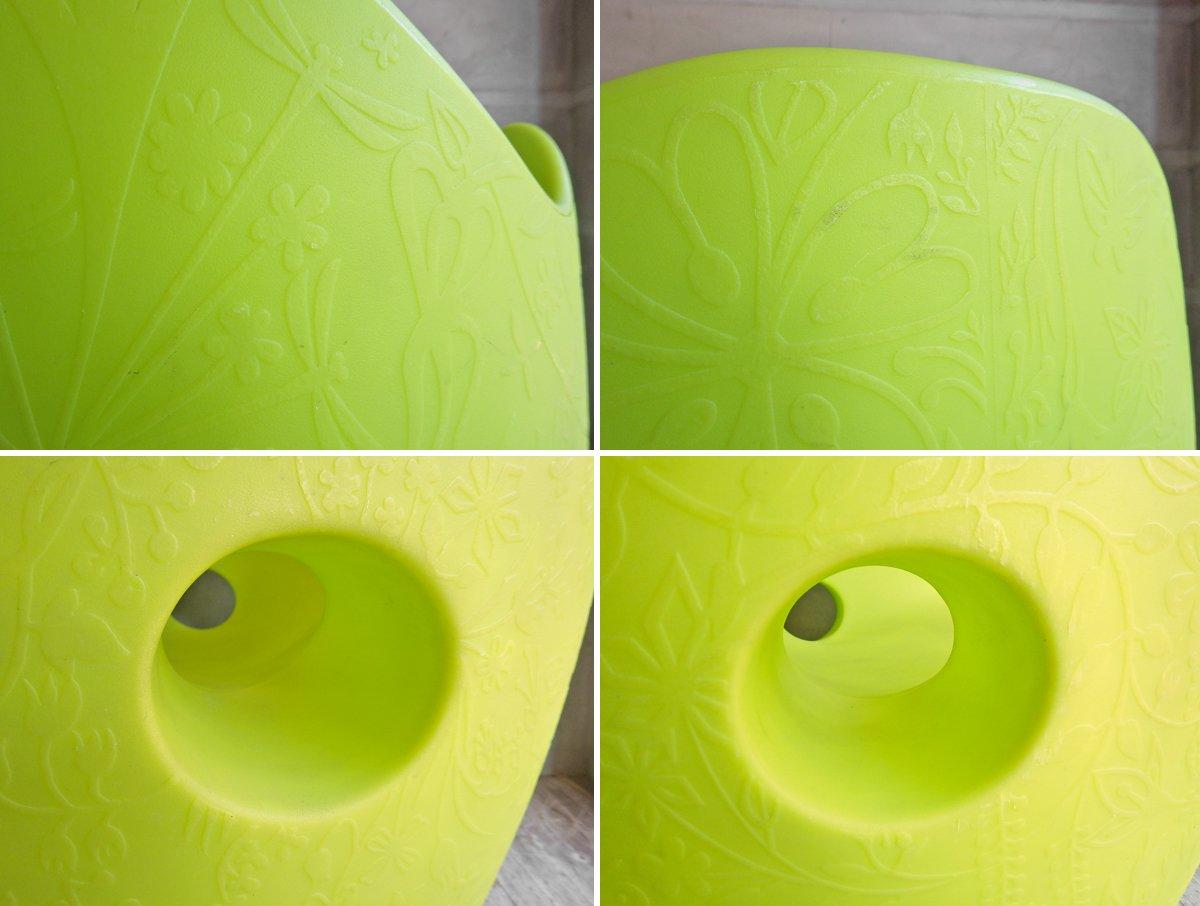 モローゾ Moroso O-Nest アームチェア トードボーンチェ Tord Boontje デザイン 定価7万♪