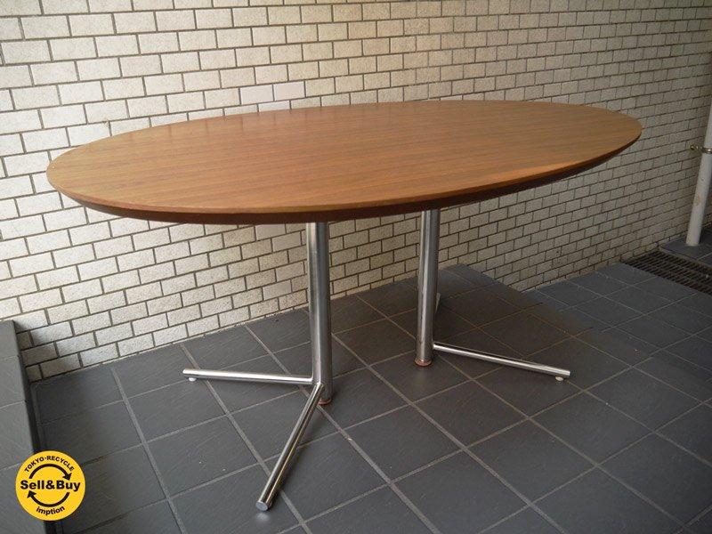 アクタス ACTUS オウン OWN ビッグサイドテーブル BIG SIDE TABLE ウォールナット ■