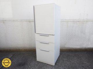 ハイアール アクア AQUA 355L ノンフロン冷凍冷蔵庫 2014年製 AQR-SD36C ●