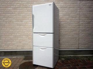 日立 HITACHI 3ドア冷蔵庫 R-27DS 2014年製 ●