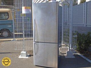 ゼネラルエレクトリック General Electric 大容量 冷蔵庫 『TCJ12GFDSS』 313リットル 2001年製 ★