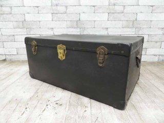アンティーク ヴィンテージ トランクケース ボックス レトロ ディスプレイ ●