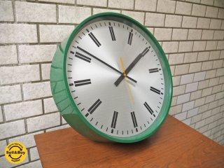 スミス SMITHS ビンテージ ウォールクロック ロバート・ウェルチ Robert Welch デザイン 1966-7年デザイン 掛け時計 A ■