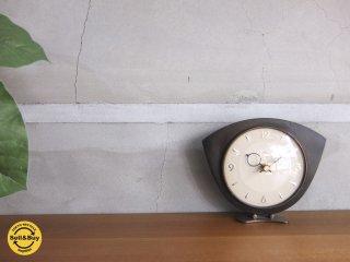 スミス SMITHS 英国 イギリス ヴィンテージ 置時計 ♪