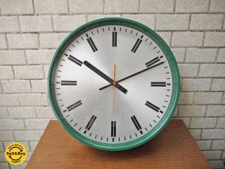 スミス SMITHS ビンテージ ウォールクロック ロバート・ウェルチ Robert Welch デザイン 1966-7年デザイン 掛け時計 英国 B ■