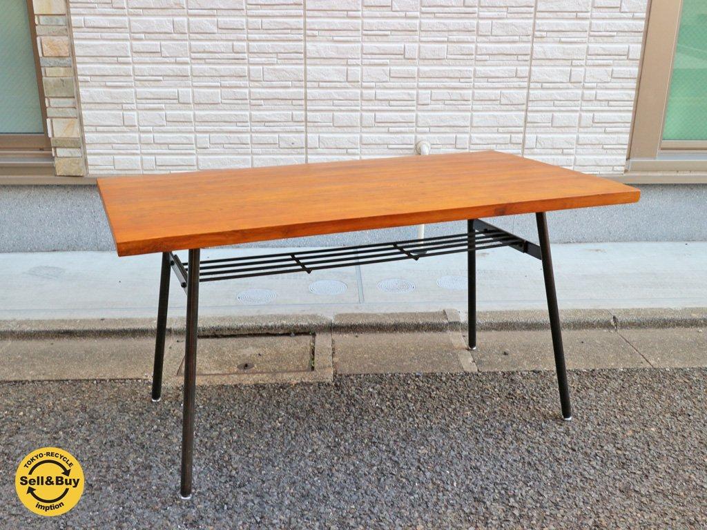 クラッシュゲート CRUSH CRUSH PROJECT  ノットアンティークス knot antiques クッパ� KOOPA� ダイニングテーブル ◎