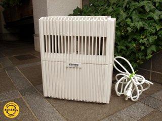 ベンタ VENTA エアウォッシャー LW24 空気清浄機付 気化式加湿器 ドイツ 加湿:20畳 空気清浄:12畳 ★