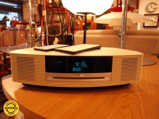 ボーズ BOSE ウェイブ ラジオ Wave music system  Wave Radio パーソナルオーディオ CD ラジオ ★