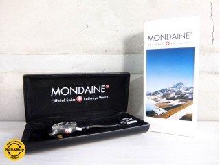 モンディーン MONDAINE 腕時計 スイス ♪
