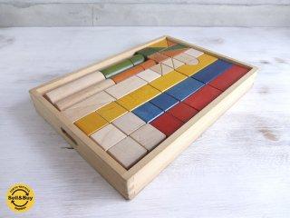 ボーネルンド BorneLund オリジナル積み木 カラー 知育玩具 ♪
