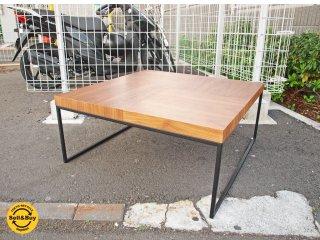 フランフラン Francfranc スターレ stare コーヒーテーブル 幅85cm ★