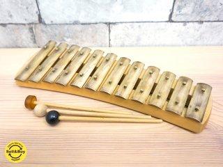 アウリス Auris アウリスグロッケン ダイヤトニック 12音 真鍮 鉄琴 ●