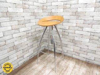 マジス MAGIS ライラスツール Lyra Stool ハイチェア カウンター デザイナーズ家具 イタリア製 ●