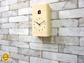 レムノス Lemnos カッコー時計 ミュルミュール 掛け時計 置き時計 ●
