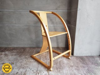 シン Shin イーチェア e-chair キッズチェア ベビーチェア 佐々木敏光デザイン ♪