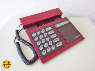 バング&オルフセン Bang&Olfsen ベオコム Beocom2000 電話機 B&O デンマーク ◇