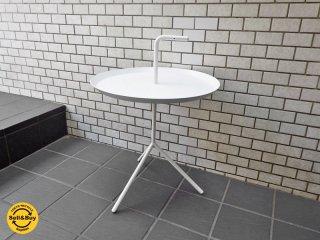 ヘイ HAY DLM ( Don't Leave Me! ) サイドテーブル コーヒーテーブル ホワイト XLサイズ デンマーク ■