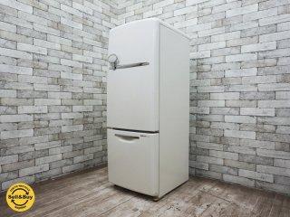 ナショナル National ウィル WiLL FRIDGE mini 162L 冷凍冷蔵庫 2004年製 NR-B162R-W 希少廃番 ●