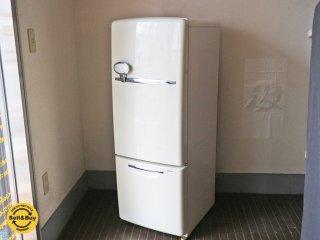 ナショナル National  ウィル ノスタルジック WiLL fridge mini  冷蔵庫 162L 2003年製 ◎
