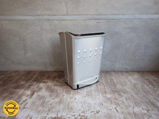 マスト MAST ダスト ビン ペダルビン ゴミ箱 ダストボックス アルミ製 ギリシャ ♪