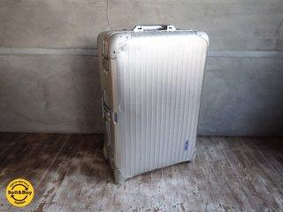 リモワ RIMOWA トパーズ TOPAS 2輪 スーツケース キャリーケース ♪