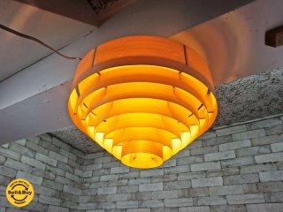 ヤマギワ yamagiwa ヤコブソンランプ JAKOBSSONLAMP シーリングライト 3灯 アウネ・ヤコブソン デザイン ●