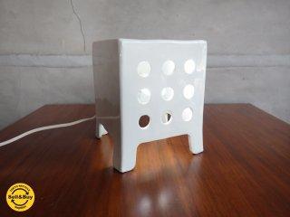 イデー IDEE 陶製 置き型ライト デザイン照明 B ♪