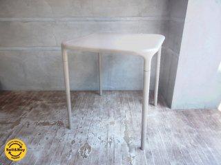 マジス MAGIS エアテーブル AIR-TABLE ジャスパー モリソン ガーデンテーブル イタリア ♪