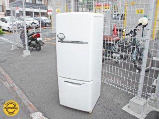 ナショナル National ウィル WiLL FRIDGE mini 162L 冷凍冷蔵庫 2004年製 NR-B162R-W 希少廃番 ★