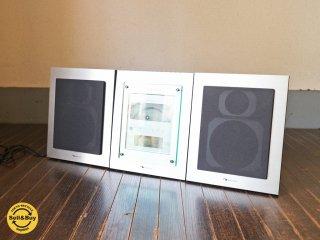 ナカミチ Nakamichi サウンドスペース5 SoundSpace5 CDコンポ 3CDチェンジャー機能 オーディオ機器◎