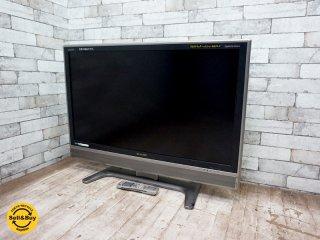 シャープ SHARP アクオス AQUOS フルハイビジョン 液晶テレビ 37型 2008年製 ●