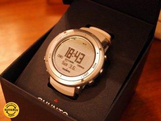 スント・コア クラシックシリーズ SUUNTO・CORE CLASSIC Seri ピュアホワイト リストウォッチ 腕時計 ホワイト フィンランド ★