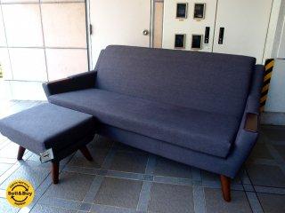 G-PLAN Vintage ザ フィフティファイブ ソファ The 55 sofa オットマン付 美品 日本未入荷 ★