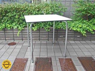 ヴィトラ vitra ハル テーブル スクエア HAL Table Square ダイニングテーブル ホワイト ジャスパー・モリソン ★