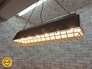 ハモサ HAMOSA コンプトン ランプ COMPTON 6灯 シーリングライト インダストリアルデザイン ●