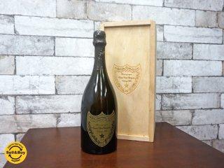 モエ・エ・シャンドン Moet & Chandon ドン・ペリニヨン Dom Perignon シャンパン 1985年 750ml 未開栓 木箱入り ●