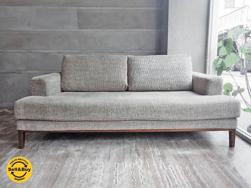ジャーナルスタンダードファニチャー  journal standard Furniture ジェーエフケー JFK 2.5シーター ソファ ファブリック♪