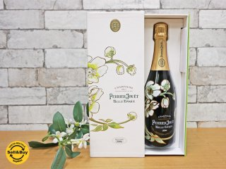 ペリエジュエ PERRIER-JOUET ベルエポック BELLE EPOQUE 2006年製 シャンパン 750ml 未開栓 箱付き ●