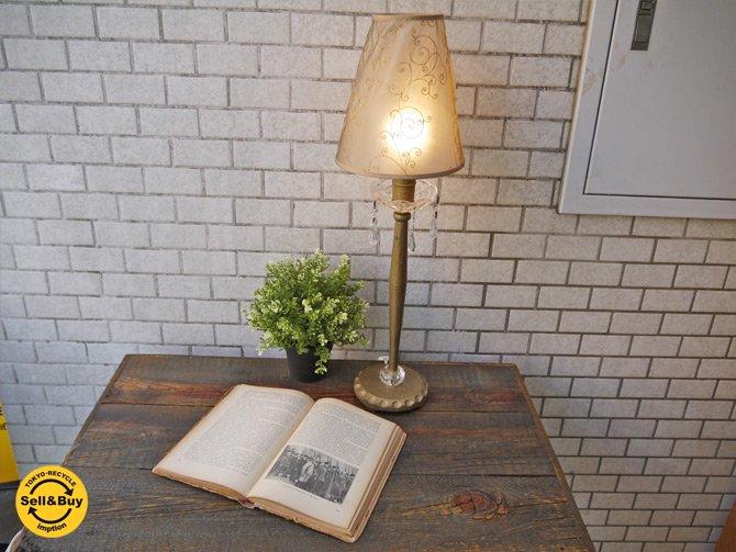 ル・ドファン社 Le Dauphan France GALAN テーブルランプ クラシカル 真鍮 スタイルフランス取り扱い ■