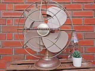 ウェスティングハウス WESTINGHOUSE 50s USビンテージ 扇風機 ●