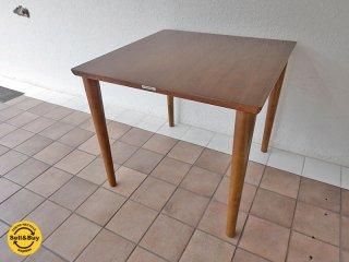 カリモク60+ ロクマルプラス Karimoku ダイニングテーブル W80 ウォールナットカラー WN色 コンディション良好 ◇