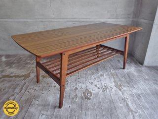 カリモク60 karimoku デコラトップ リビングテーブル Lサイズ 幅119cm ♪
